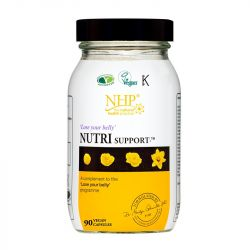 NHP Nutri Support Capsules 90