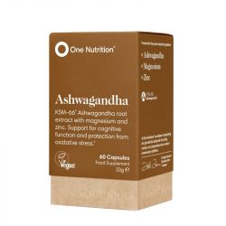 One Nutrition Ashwagandha Capsules 60