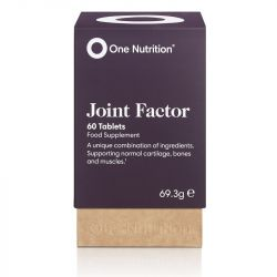 One Nutrition Joint Factor Plus Tablets 60