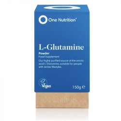 One Nutrition L-Glutamine Powder 150g