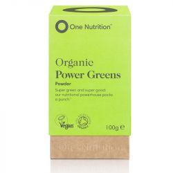 One Nutrition PowerGreens Powder 100g