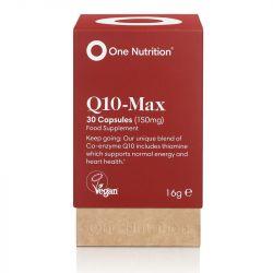 One Nutrition Q10-Max Capsules 30