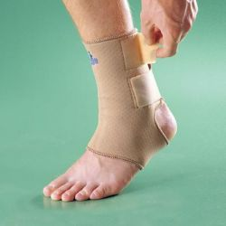 Oppo Ankle Support with Velcro Strap