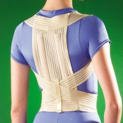 Oppo Posture Brace with Steel Stay