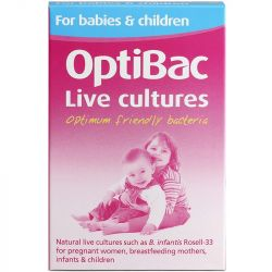 Optibac for Babies and Children Sachets 10