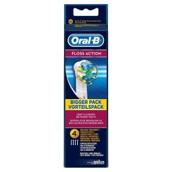 Oral-B Brush Heads MicroPulse 4-Pack