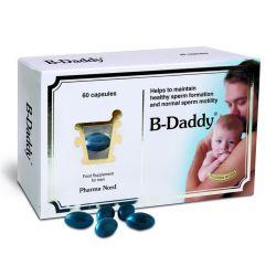 Pharma Nord B Daddy Male Fertility 60 caps