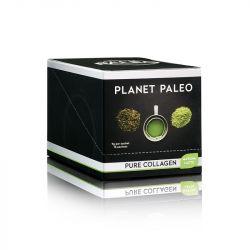 Planet Paleo Pure Collagen Matcha Latte Sachets 15