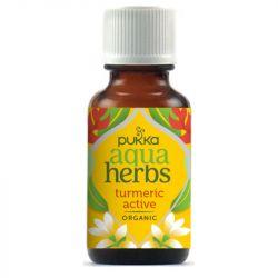 Pukka Aqua Herbs Turmeric Active 30ml