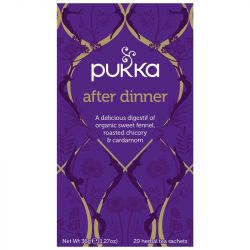 Pukka After Dinner Tea Bags 80