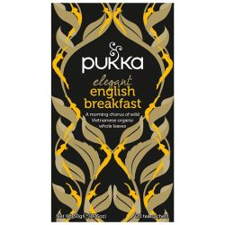 Pukka Elegant English Breakfast Tea Bags 80