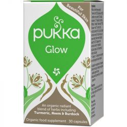 Pukka Glow Capsules 30