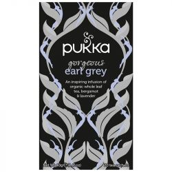 Pukka Gorgeous Earl Grey Tea Bags 80