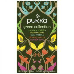 Pukka Green Collection Tea Bags 80
