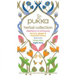 Pukka Herbal Collection Tea Bags 80