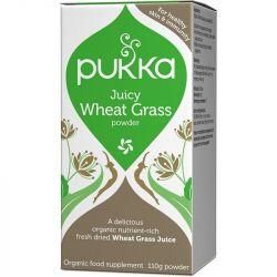 Pukka Juicy Wheat Grass Powder 110g