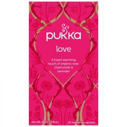 Pukka Love Tea Bags 80