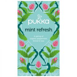 Pukka Mint Refresh Tea Bags 80