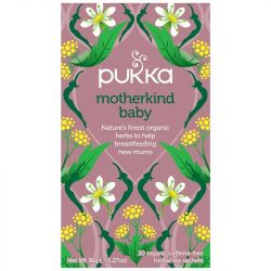 Pukka Motherkind Baby Tea Bags 80
