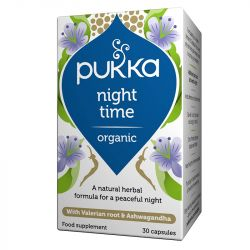 Pukka Night Time Capsules 30