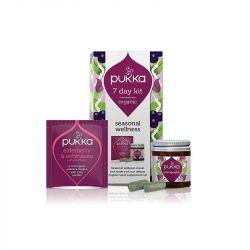 Pukka Seasonal Wellness 7 day kit