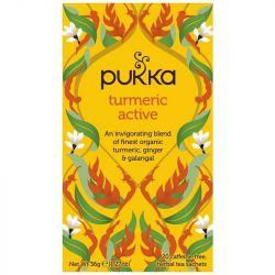Pukka Turmeric Active Tea Bags 80