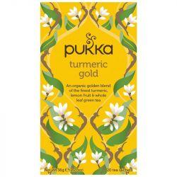 Pukka Turmeric Gold Tea Bags 80