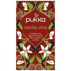 Pukka Vanilla Chai Tea Bags 80