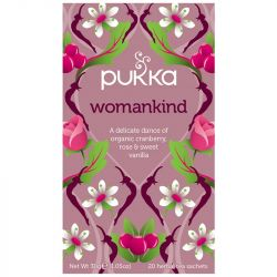 Pukka Womankind Tea Bags 80