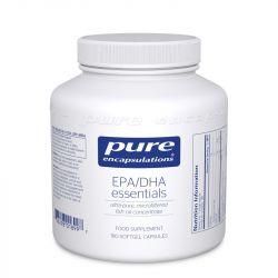 Pure Encapsulations EPA/DHA Essentials Softgels 180