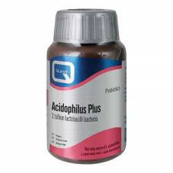 Quest Vitamins Acidophilus Plus Caps 90