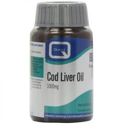 Quest Vitamins Cod Liver Oil Caps 90