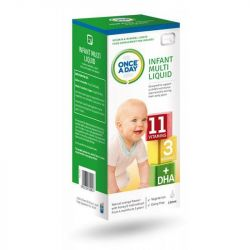 Quest Vitamins Once A Day Infant Multi Liquid 150ml