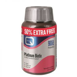 Quest Vitamins Platinum Biotix Caps 90