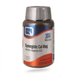 Quest Vitamins Synergistic Cal-Mag Tabs 30