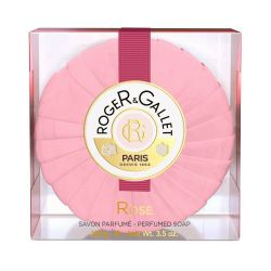 Roger & Gallet Rose Soap Travel Box 100g