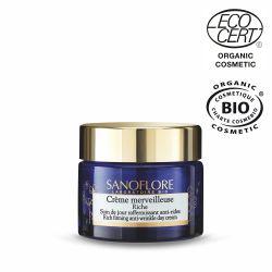 Sanoflore Creme Merveilleuse Rich Anti-Ageing Firming Moisturiser 50ml