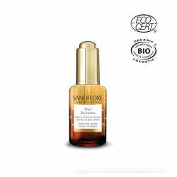 Sanoflore Nuit Des Reines Botanical Skin-Perfecting Night Oil 30ml