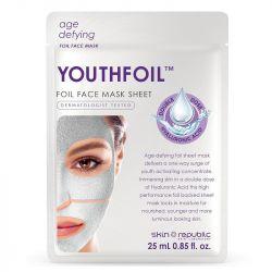 Skin Republic Youthfoil Foil Face Mask Sheet 25ml