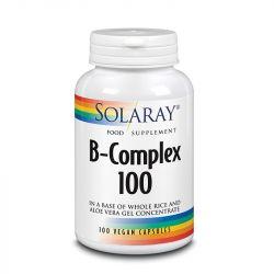 Solaray B-100 Complex Vegan Capsules 100