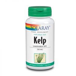 Solaray Kelp 550mg Capsules 60
