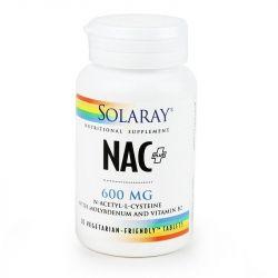 Solaray NAC+ 600mg Tablets 30