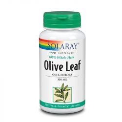 Solaray Olive Leaf 300mg Capsules 100