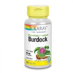 Solaray Organically Grown Burdock Root Vcaps 100