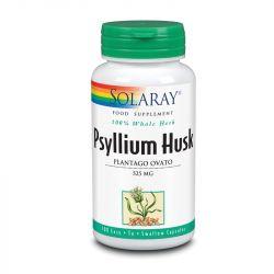 Solaray Psyllium Husk 525mg Capsules 100