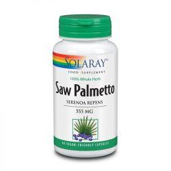 Solaray Saw Palmetto 550mg Capsules 60