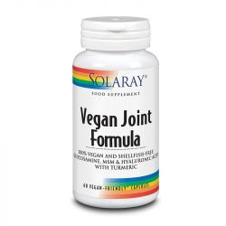 Solaray Vegan Joint Formula Capsules 60