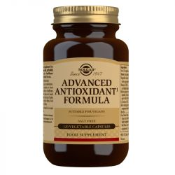 Solgar Advanced Antioxidant Formula Vegicaps 120