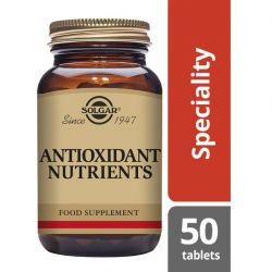 Solgar Antioxidant Nutrient Tablets 50