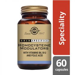 Solgar Gold Specifics Homocysteine Modulators Vegicaps 60